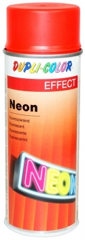 DC Effect Neon signalrot 400ml