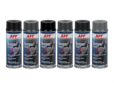 APP Bumper Paint Dunkelgrau 400ml