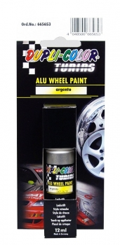 DC Tuning ALU WHEEL PAINT argento, 12ml