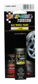 DC Tuning ALU WHEEL PAINT artic, 12ml