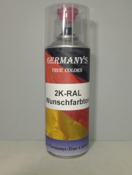 2K- RAL-1032-GINSTERGELB