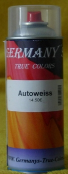 Autoweiss Glanz 400 ml