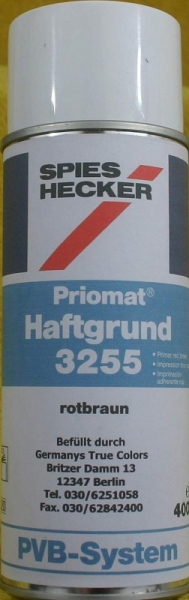 Priomat® 1K Wash Primer 3255, 400ml